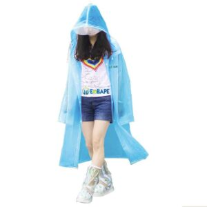 serve2business Hooded Raincoats for men and women I leathox Hooded Raincoats for men and women