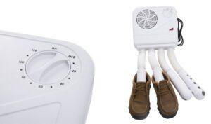 serve2business Shoe Dryer